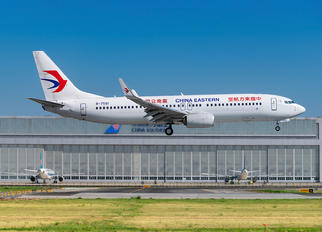 B-7591 - China Eastern Airlines Boeing 737-800