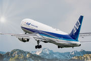 JA610A - ANA - All Nippon Airways Boeing 777-300ER aircraft