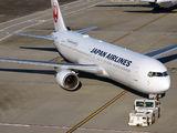 JA617J - JAL - Japan Airlines Boeing 767-300ER aircraft