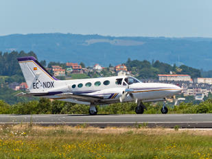 EC-NDX - Servicios Politecnicos Aereos - SPASA Cessna 421 Golden Eagle