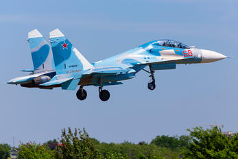 68 - Russia - Air Force Sukhoi Su-30