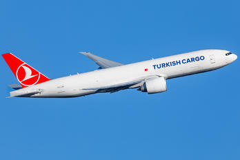 TC-LJO - Turkish Cargo Boeing 777F