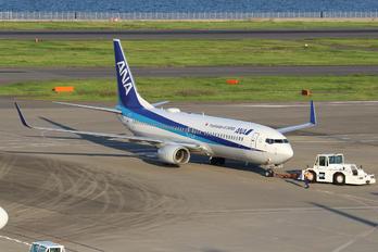 JA53AN - ANA - All Nippon Airways Boeing 737-800