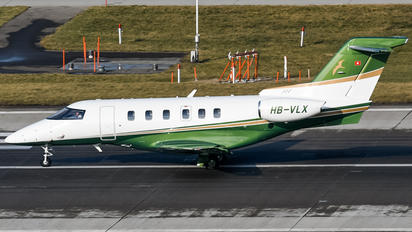 HB-VLX - Private Pilatus PC-24