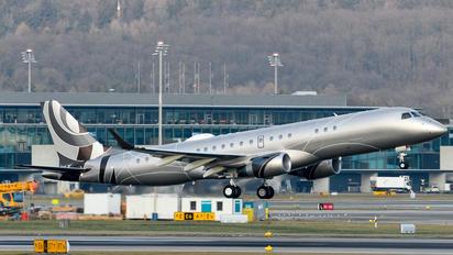 N527AH - Lineage Asset Company Embraer ERJ-190-100 Lineage 1000
