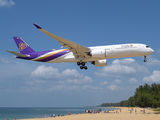 HS-THK - Thai Airways Airbus A350-900 aircraft