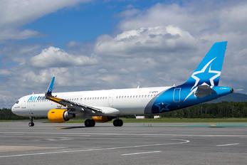 C-GTCY - Air Transat Airbus A321
