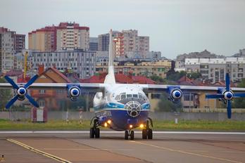 UR-11316 - Motor Sich Antonov An-12 (all models)