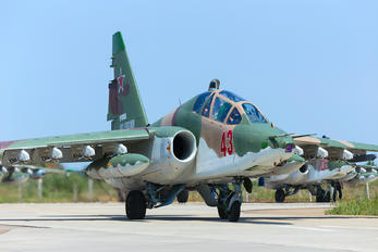43 - Russia - Air Force Sukhoi Su-25UB