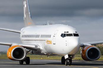 OY-JTR - Jet Time Boeing 737-700