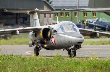 BJ-40 - Austria - Air Force SAAB 105 OE