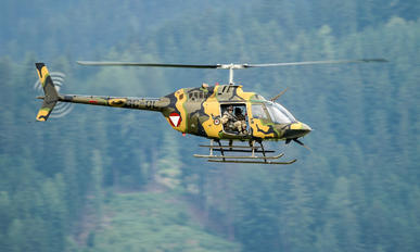 3C-OL - Austria - Air Force Bell OH-58B Kiowa