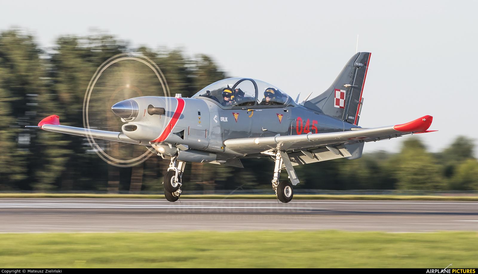Poland - Air Force 045 aircraft at Dęblin