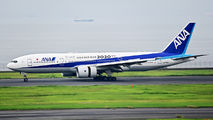 JA744A - ANA - All Nippon Airways Boeing 777-200ER aircraft