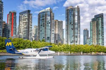 C-GHHA - Harbour Air de Havilland Canada DHC-6 Twin Otter