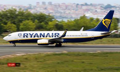 EI-EBG - Ryanair Boeing 737-800