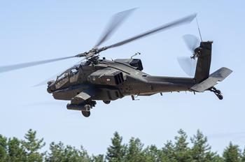Q-04 - Netherlands - Air Force Boeing AH-64D Apache