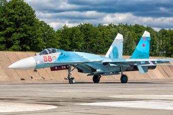RF-95277 - Russia - Navy Sukhoi Su-27P