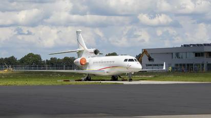 VQ-BSN - Shell Aircraft Dassault Falcon 7X