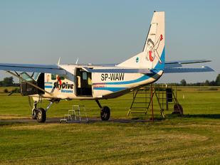 SP-WAW - Aeroklub Warszawski Cessna 208 Caravan