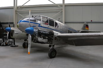 DM-SGF - Lufthansa Aero Ae-45