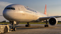 TC-LJG - Turkish Airlines Boeing 777-300ER aircraft