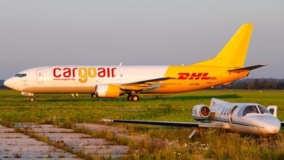 LZ-CGU - Cargo Air Boeing 737-400F