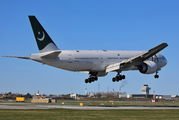 AP-BMH - PIA - Pakistan International Airlines Boeing 777-200ER aircraft