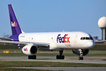 N901FD - FedEx Federal Express Boeing 757-200F
