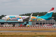 Luxair Boeing 737 wears new special livery title=