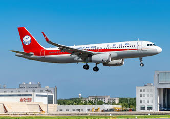 B-6953 - Sichuan Airlines  Airbus A320