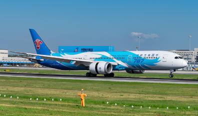 B-1128 - China Southern Airlines Boeing 787-9 Dreamliner