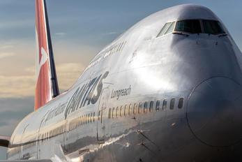 VH-OEJ - QANTAS Boeing 747-400ER