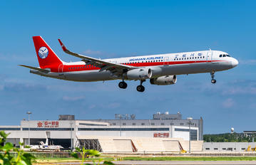 B-9967 - Sichuan Airlines  Airbus A321