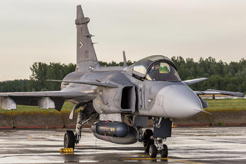 31 - Hungary - Air Force SAAB JAS 39C Gripen