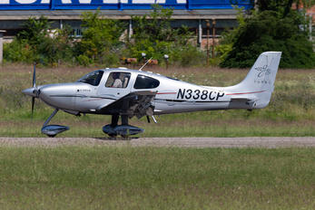 N338CP - Private Cirrus SR-22 -GTS