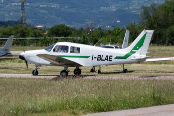 I-BLAE - Private Piper PA-28 Cherokee