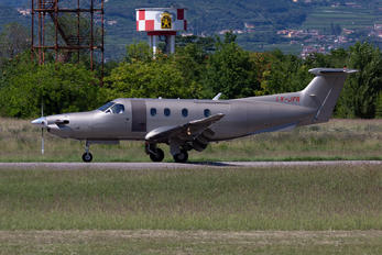 LX-JFR - Jetfly Aviation Pilatus PC-12