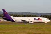 OE-IAE - FedEx Federal Express Boeing 737-4Q8 aircraft