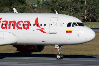 N766AV - Avianca Airbus A320 NEO