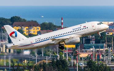 RA-89117 - Severstal Air Company Sukhoi Superjet 100