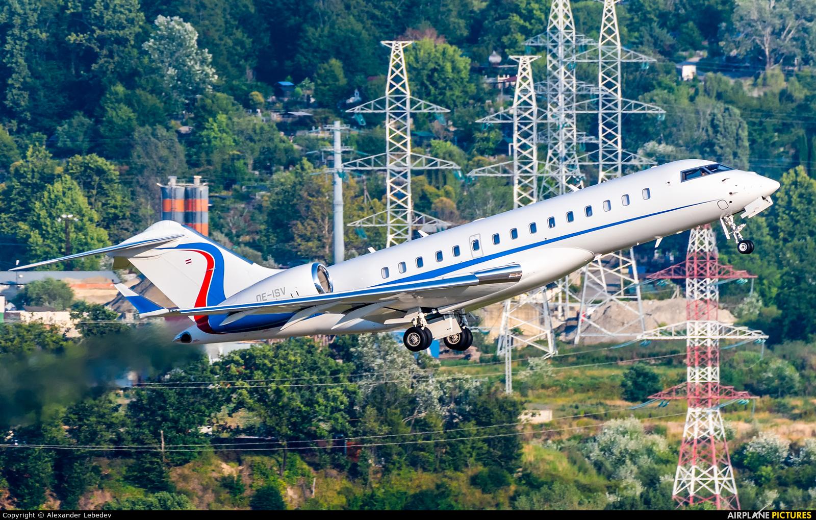 Avcon Jet OE-ISV aircraft at Sochi Intl