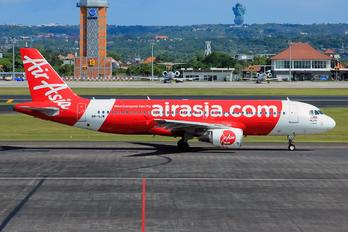 9M-AJW - AirAsia (Malaysia) Airbus A320