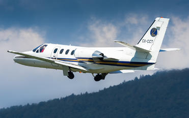CX-CCT - Private Cessna 500 Citation