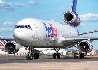 N572FE - FedEx Federal Express McDonnell Douglas MD-11F