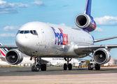 N572FE - FedEx Federal Express McDonnell Douglas MD-11F aircraft