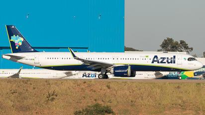 PR-YJB - Azul Linhas Aéreas Airbus A321 NEO