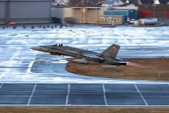 188767 - Canada - Air Force McDonnell Douglas CF-188A Hornet
