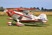 SE-XYK - Private Pitts S-1 Special aircraft