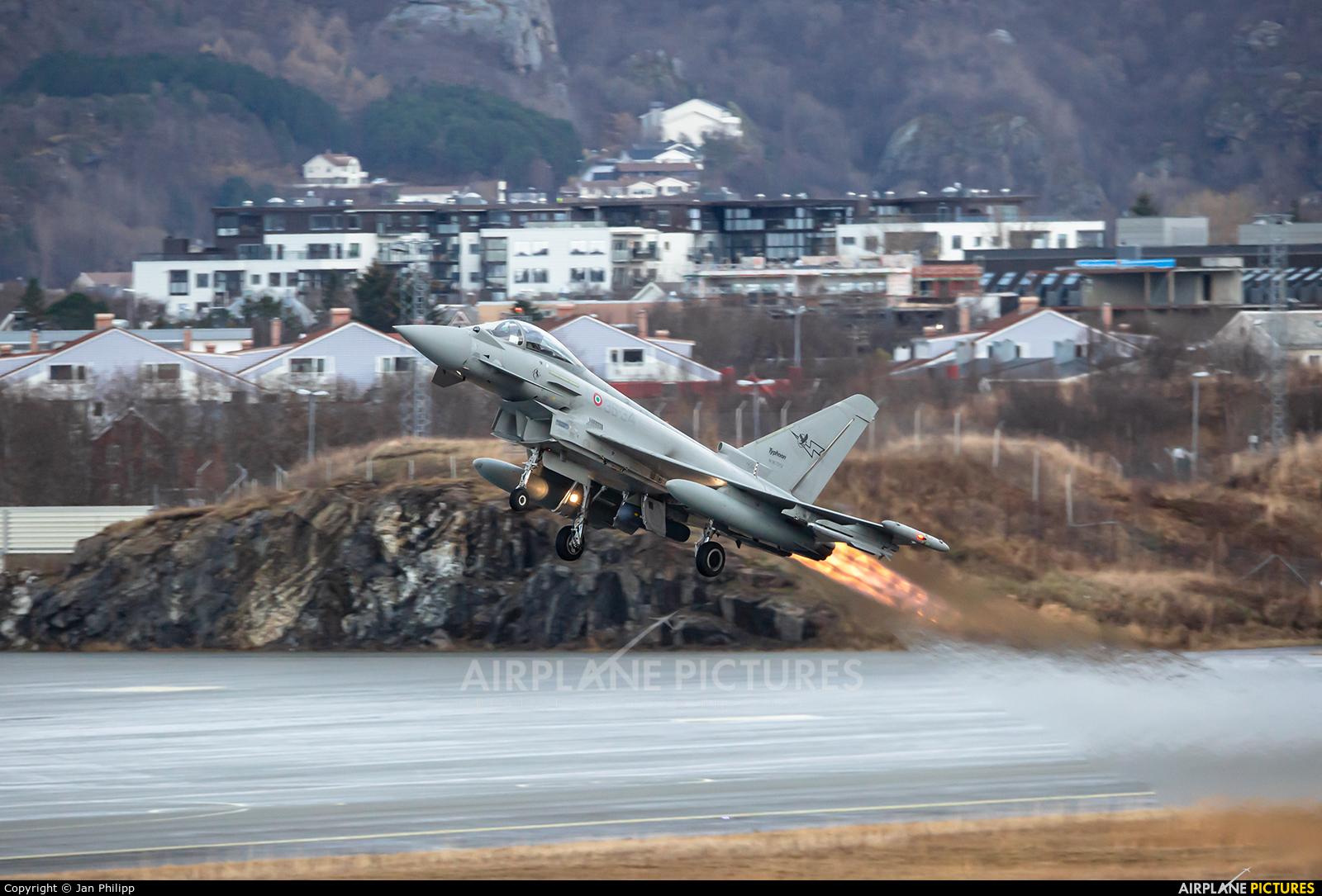 Italy - Air Force MM7312 aircraft at Bodø